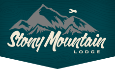 Stony Mountain Lodge logo